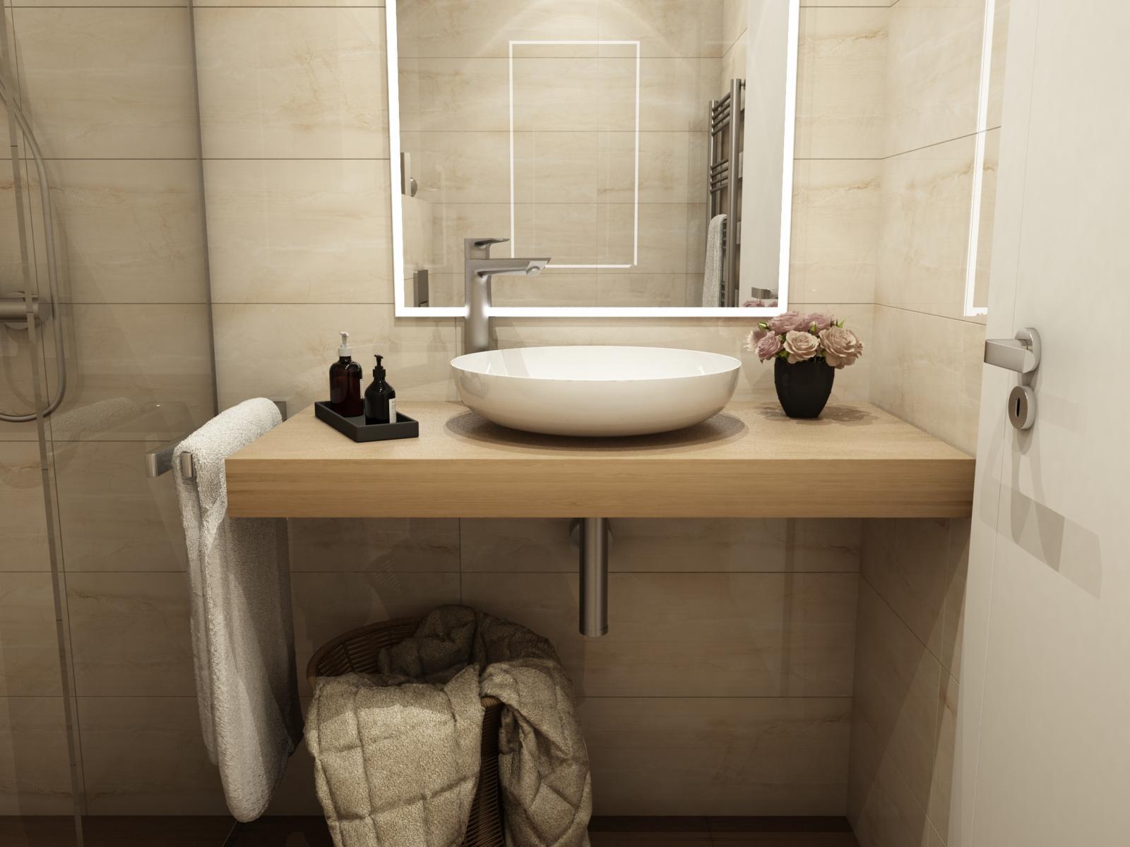 Kúpeľňa Bratislava III